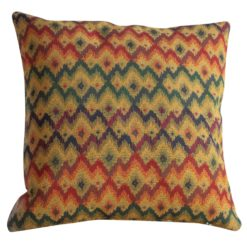 Kilim Chevron Weave Cushion
