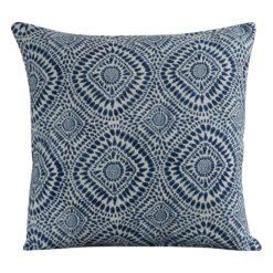 Indigo Batik Cushion
