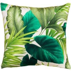 Velvet Rainforest Cushion