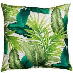 XL Velvet Rainforest Cushion