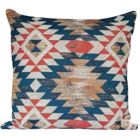 XL Heavyweight Abstract Kilim Cushion
