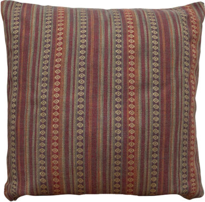XL Turkish Style Cushion in Red
