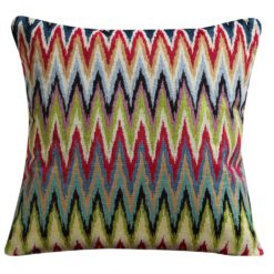 Flame Tapestry Cushion Cover