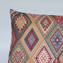 Kilim Weave XL Rectangular Cushion in Vintage