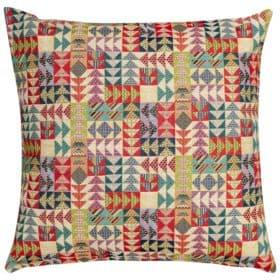 112-156XL Arrow Tapestry Cushion