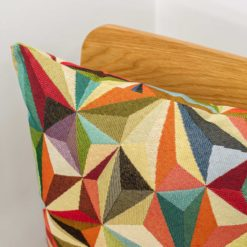 Retro Carnival Tapestry Cushion