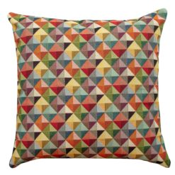 Extra Large Tapestry Harlequin Cushion