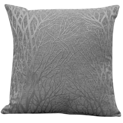 Embossed Tree Branch Cushion