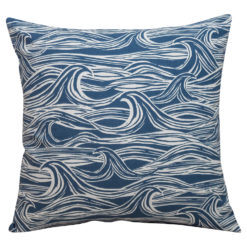 Ocean Waves Cushion