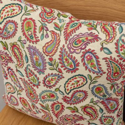 Tapestry Paisley Cushion