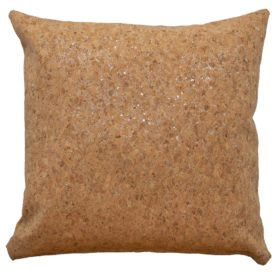 Quirky Cork Cushion