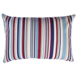 Stripy Nautical Boudoir Cushion